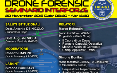 Udine – Drone Forensic