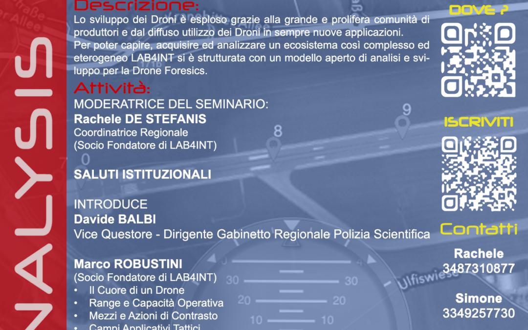 Genova – Drone Forensics