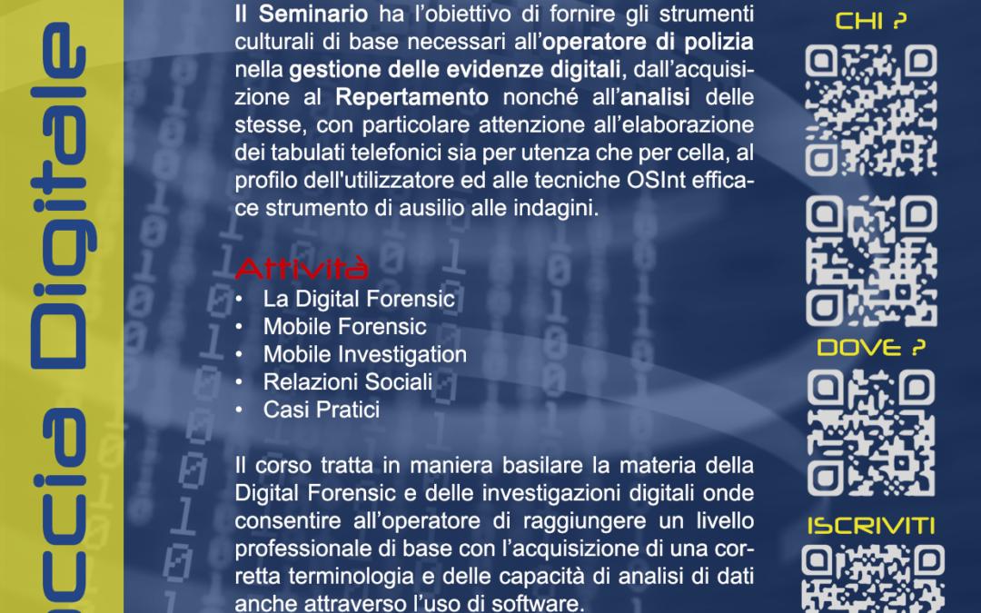 Riccione – Digital Forensic
