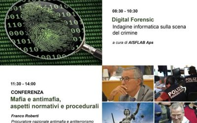 CONFERENZA – La Traccia Digitale