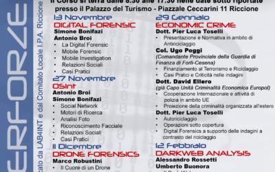 Riccione – Percorso di Perfezionamento FF.OO. e FF.AA.