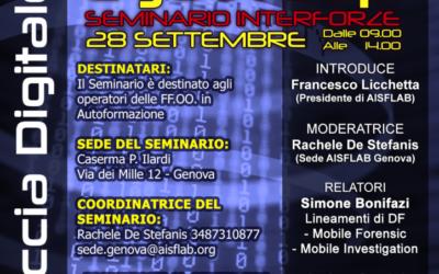 La Traccia Digitale – Genova