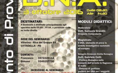 DNA – Elemento di Prova