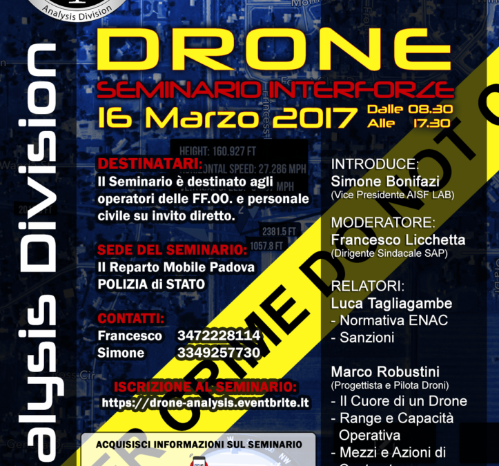 Drone Analysis Division